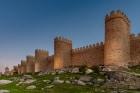 Avila's Medieval Walls