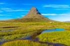 Kirkjufell Mountain - L