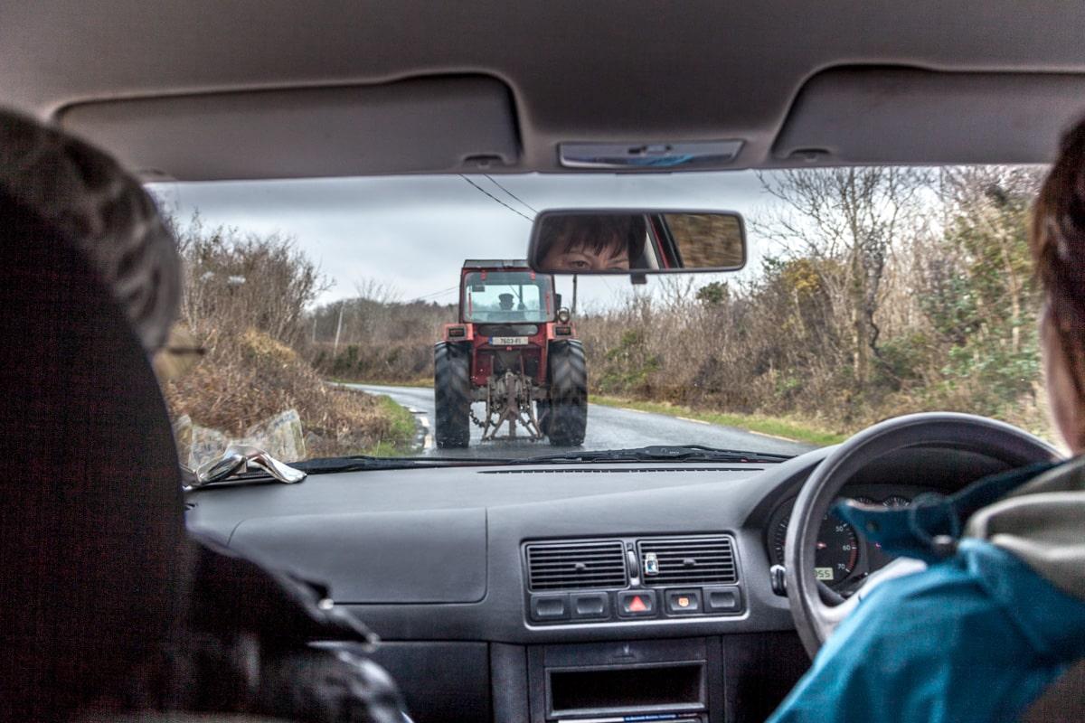 On the road in rural Ireland. - WCF-9860.jpg