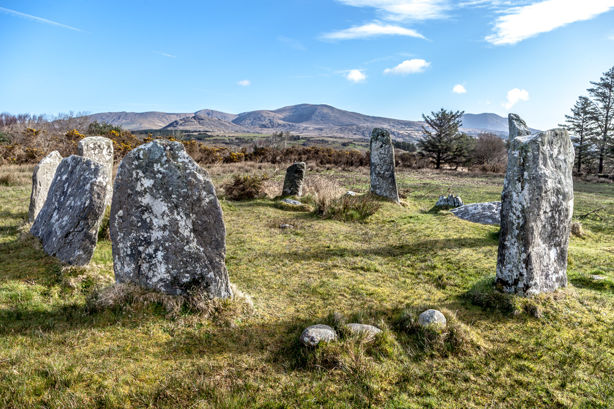 Dereenataggart Stone Circle