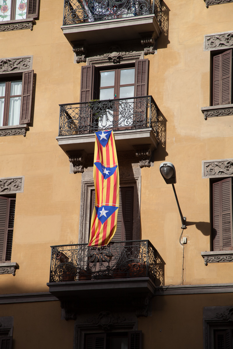 Catalonian flags - 2213