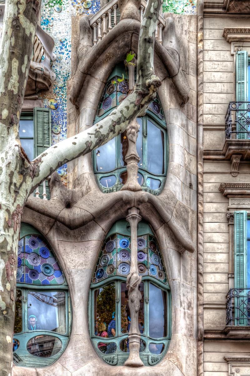 Casa Batlló - Antoni Gaudí - _MG_1745-Edit_tonemapped