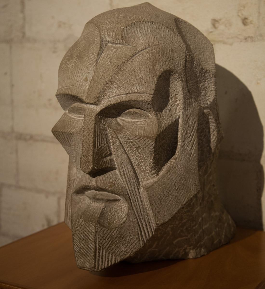 Bust of Antoni Gaudí