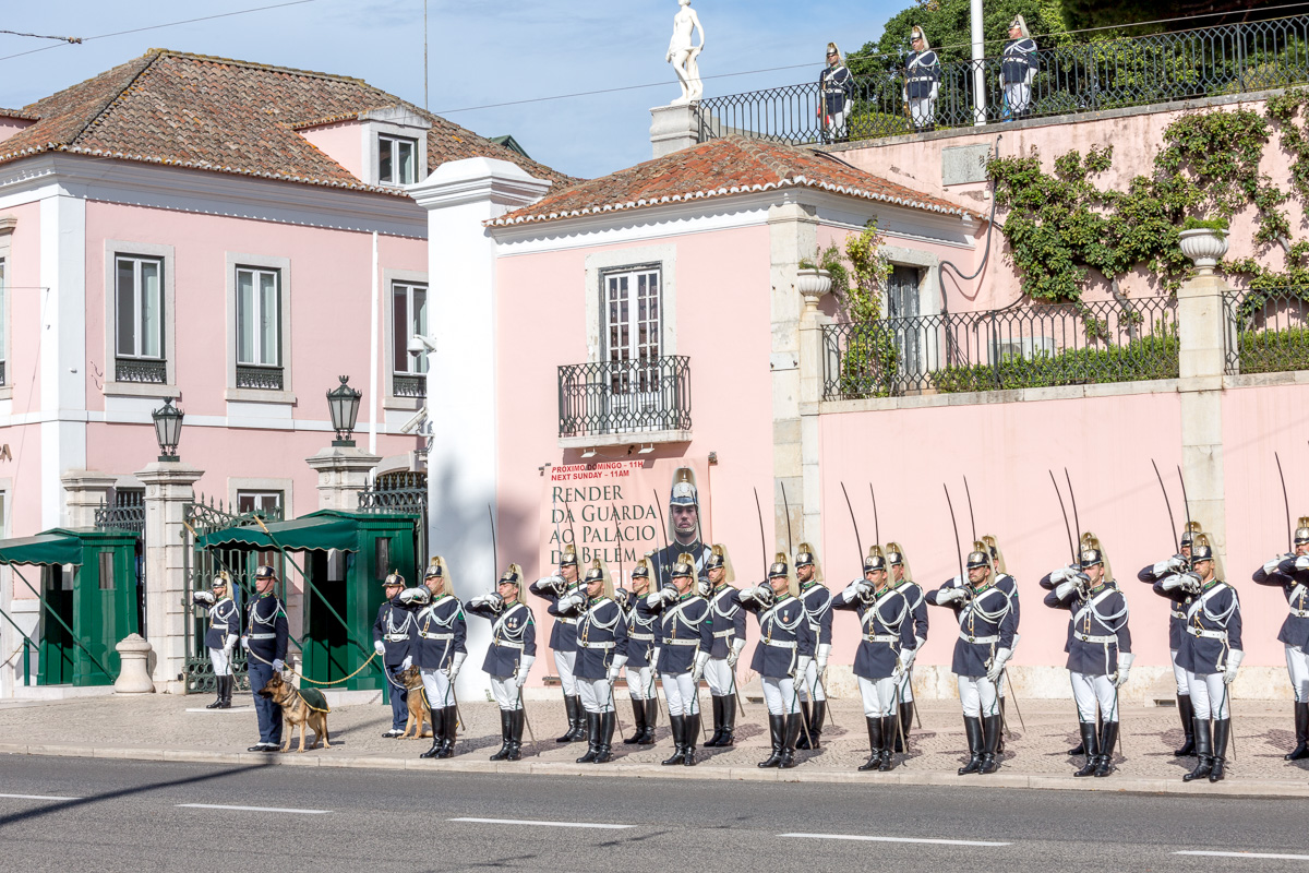 The Changing of the Guard at Belém National Palace. - WCF-6861.jpg