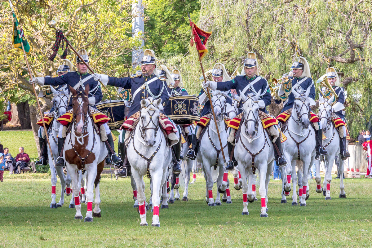 Portuguese National Guard's mounted brass band - WCF-7088.jpg