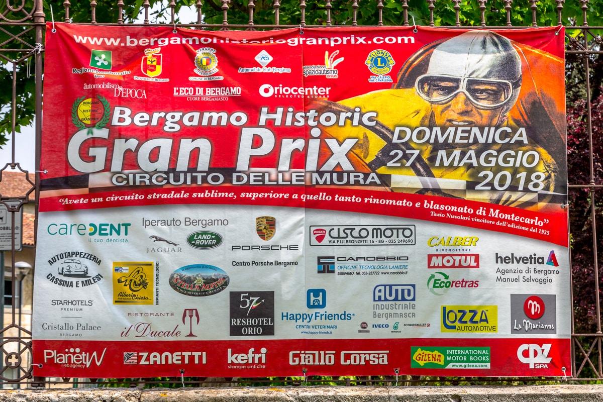 Bergamo Historic Grand Prix