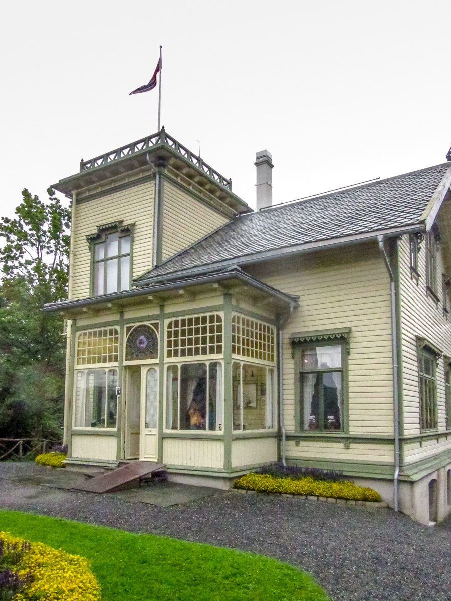 Troldhaugen, the home of composer Edvard Grieg. - WCF-1822.jpg