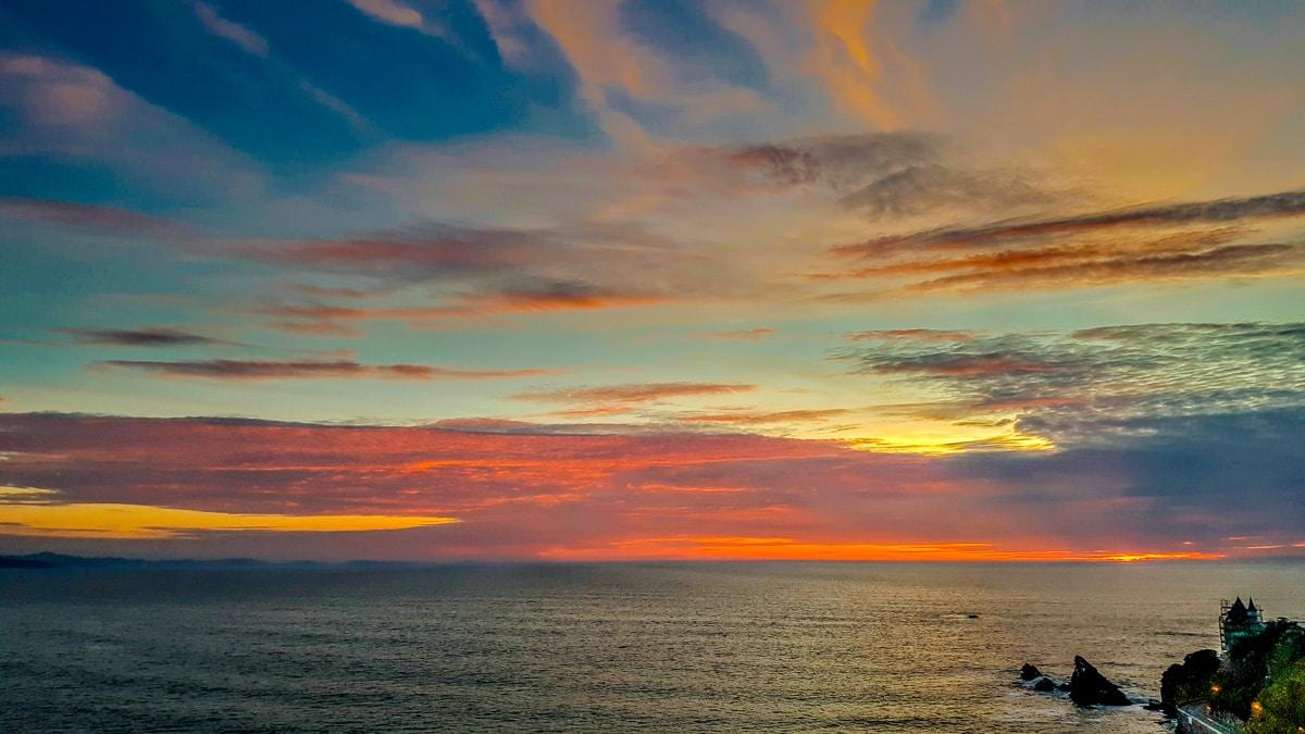 Sunset over the Atlantic, Biarritz - WCF-213129.jpg