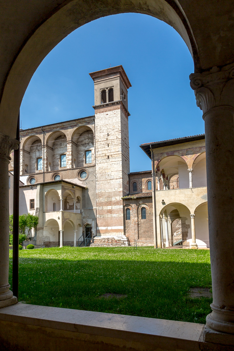 Some of the buildings in the Museo di Santa Giulia complex. - WCF-4824.jpg