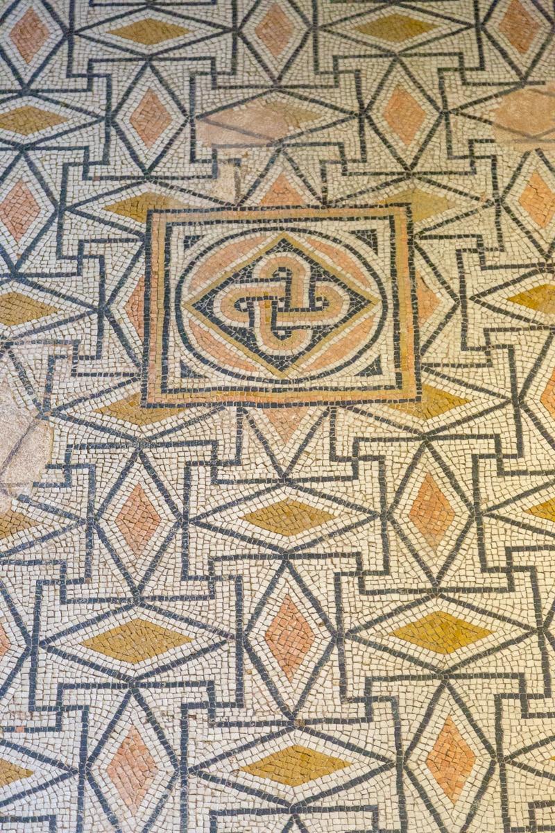 Mosaic floors of a Roman domus. - WCF-4848.jpg