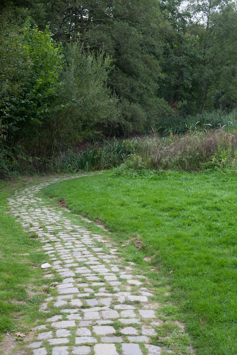 Parc de Brequigny, Rennes, France