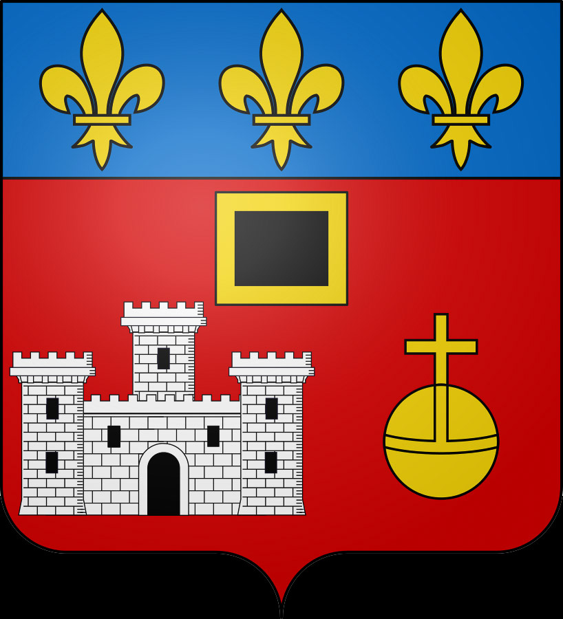 Coat of arms of Castelnau-de-Montmiral
