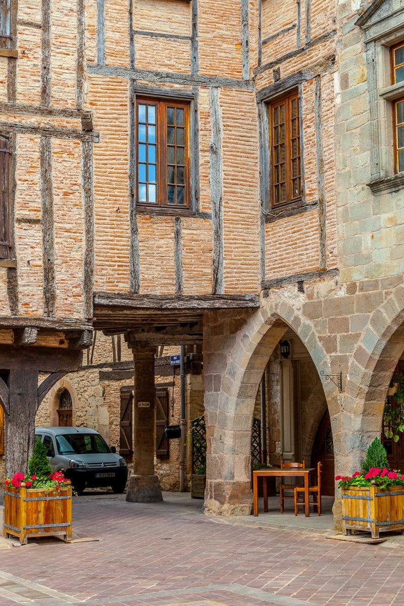 Place des Arcades, Castelnau-de-Montmiral - IMG_2303.jpg