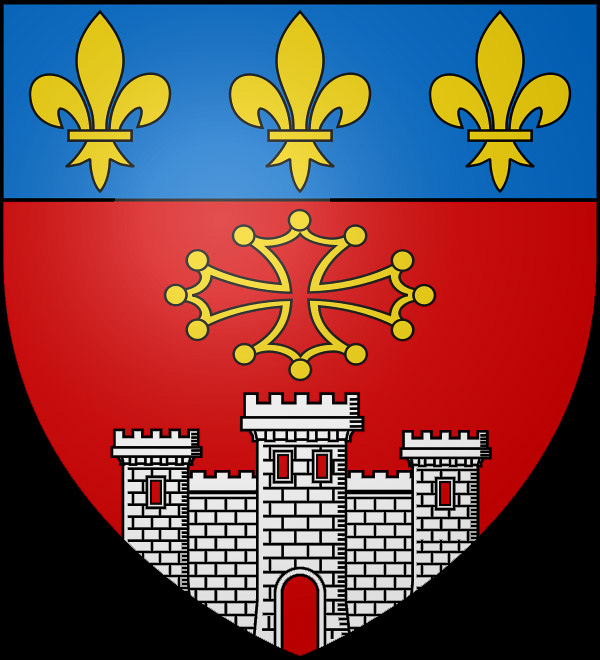 Coat of arms of Cordes-sur-Ciel