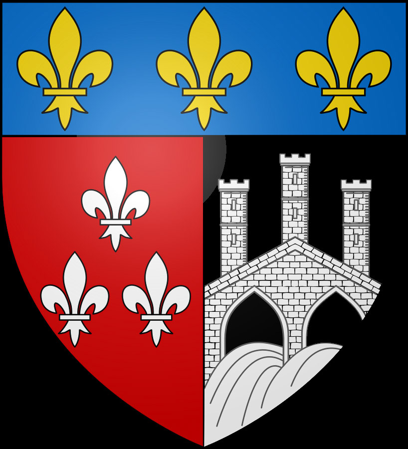 Coat of arms of Saint-Antonin-Noble-Val