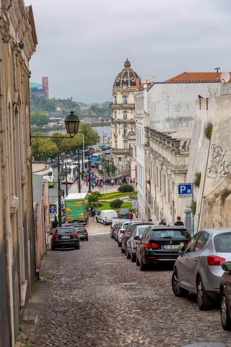 Steep walk up to the university, Coimbra. - WCF-2922.jpg