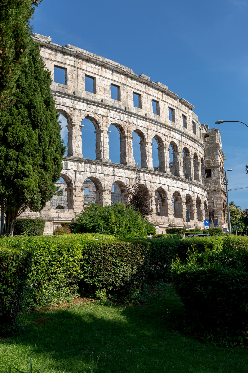 Pula Arena, one of the best preserved Roman amphitheaters. - WCF-0995.jpg