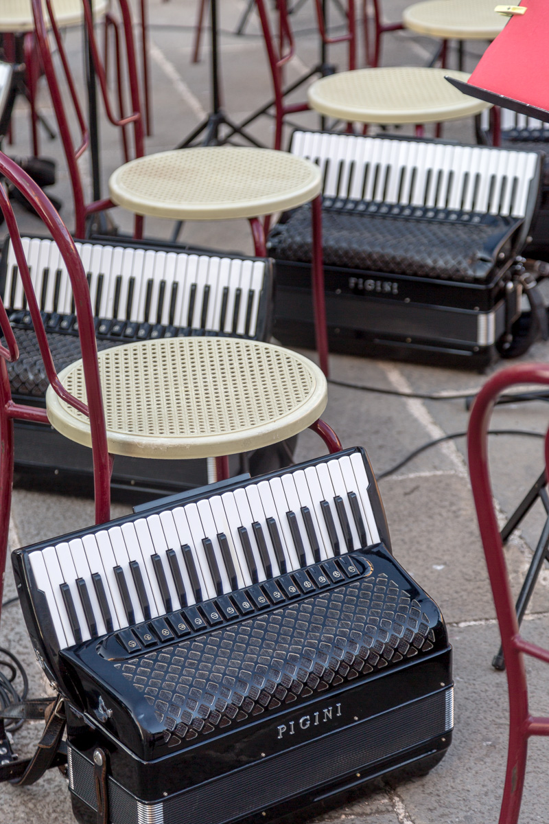 Instruments of the accordian orchestra ready for their musicians. - WCF-1046.jpg