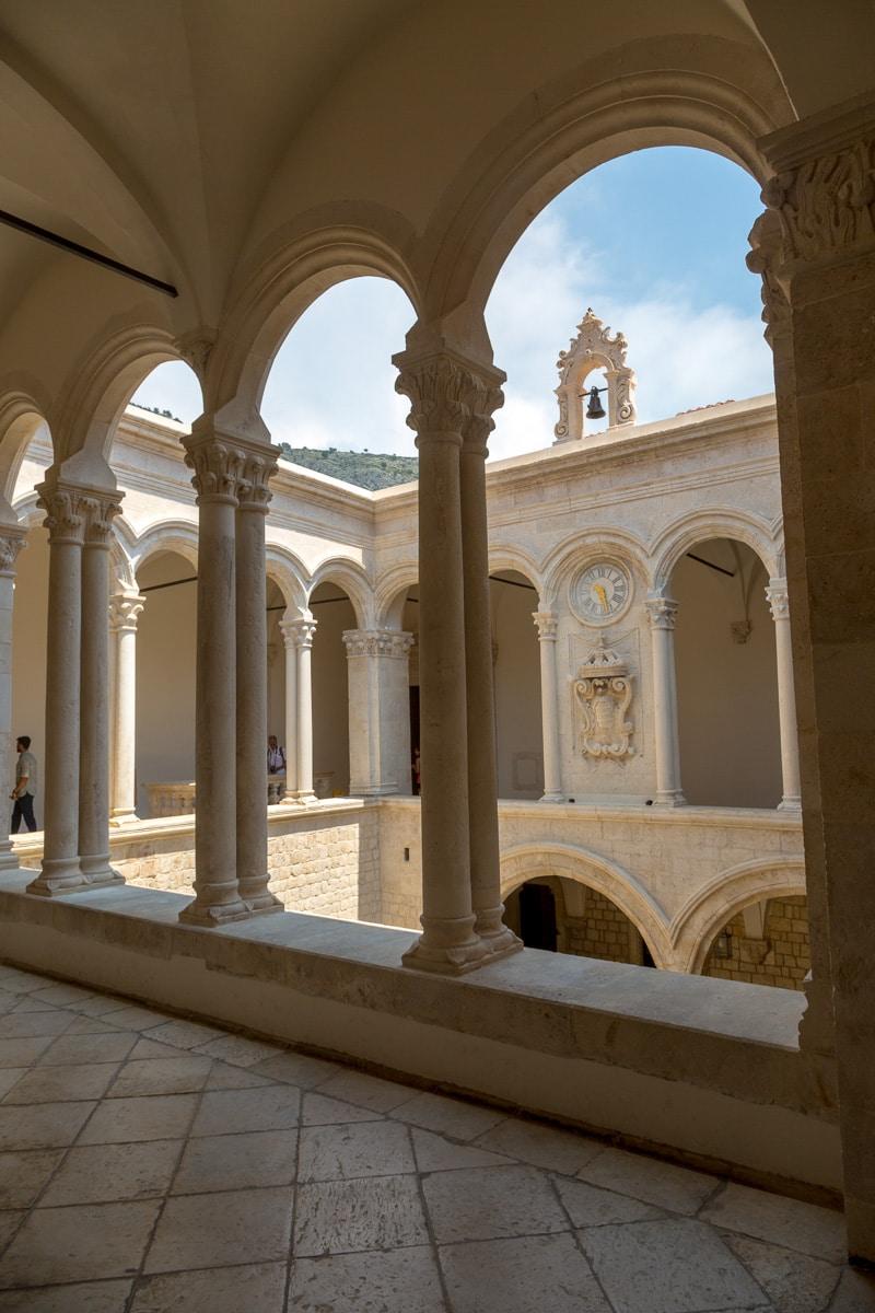 Knežev dvor (Rector's Palace) - History Museum and Art Museum, Dubrovnik. GoT - WCF-2233.jpg