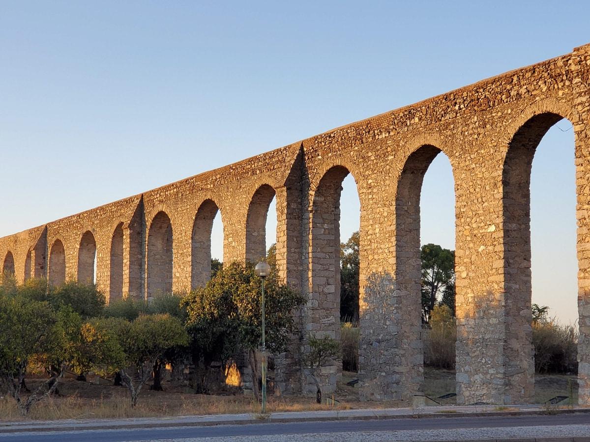 Água de Prata - 16th century Aqueduct - WCF-185801.jpg