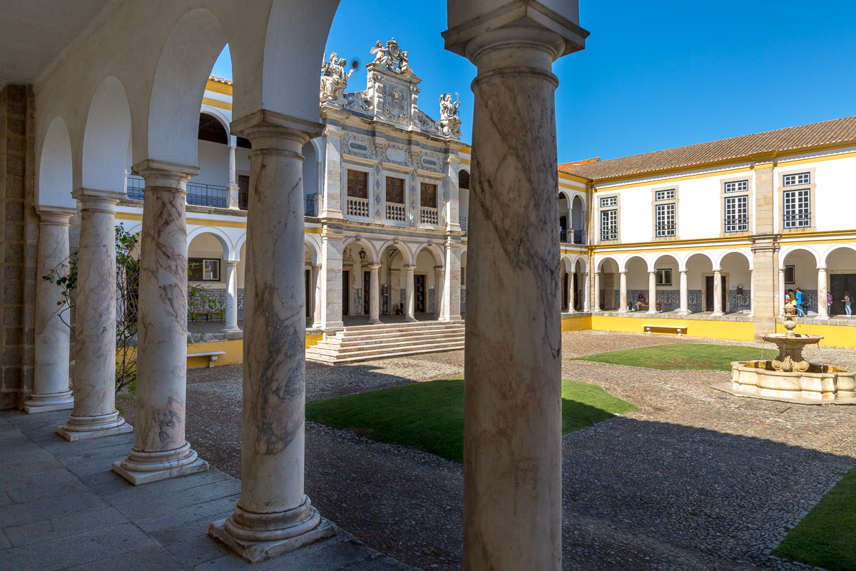 Universidade de Évora - Portugal's second-oldest university is in Évora, and was founded in the 1500s. - WCF-4058.jpg