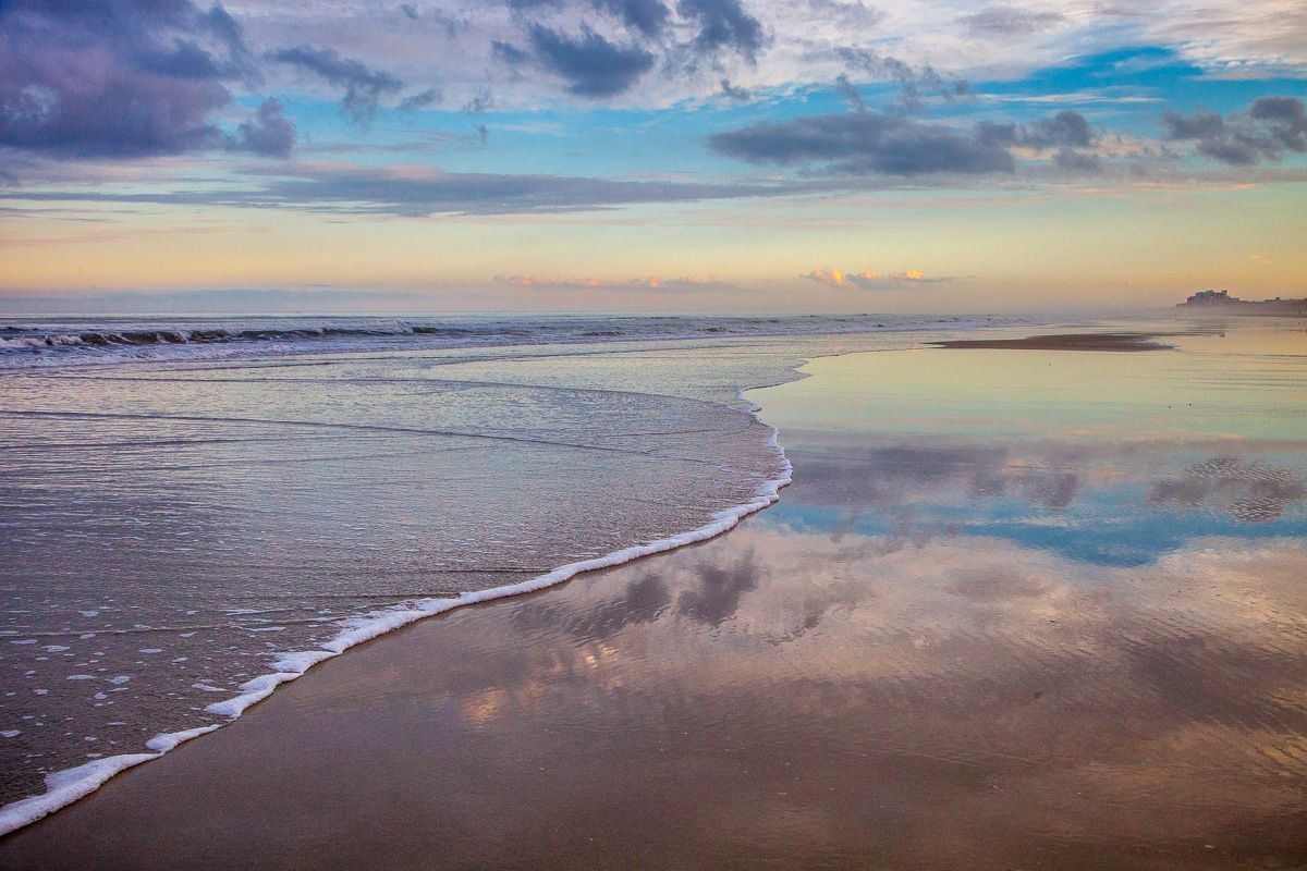 Evening on the beach - WCF-5407