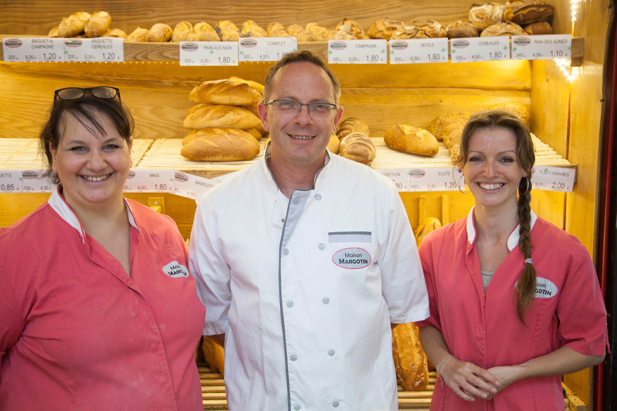 The friendly staff at our Montchat boulangerie. - WCF-1513.jpg