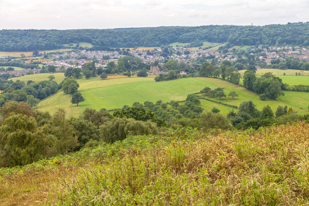 View of Dursley from Cam Peak - WCF-4842.jpg