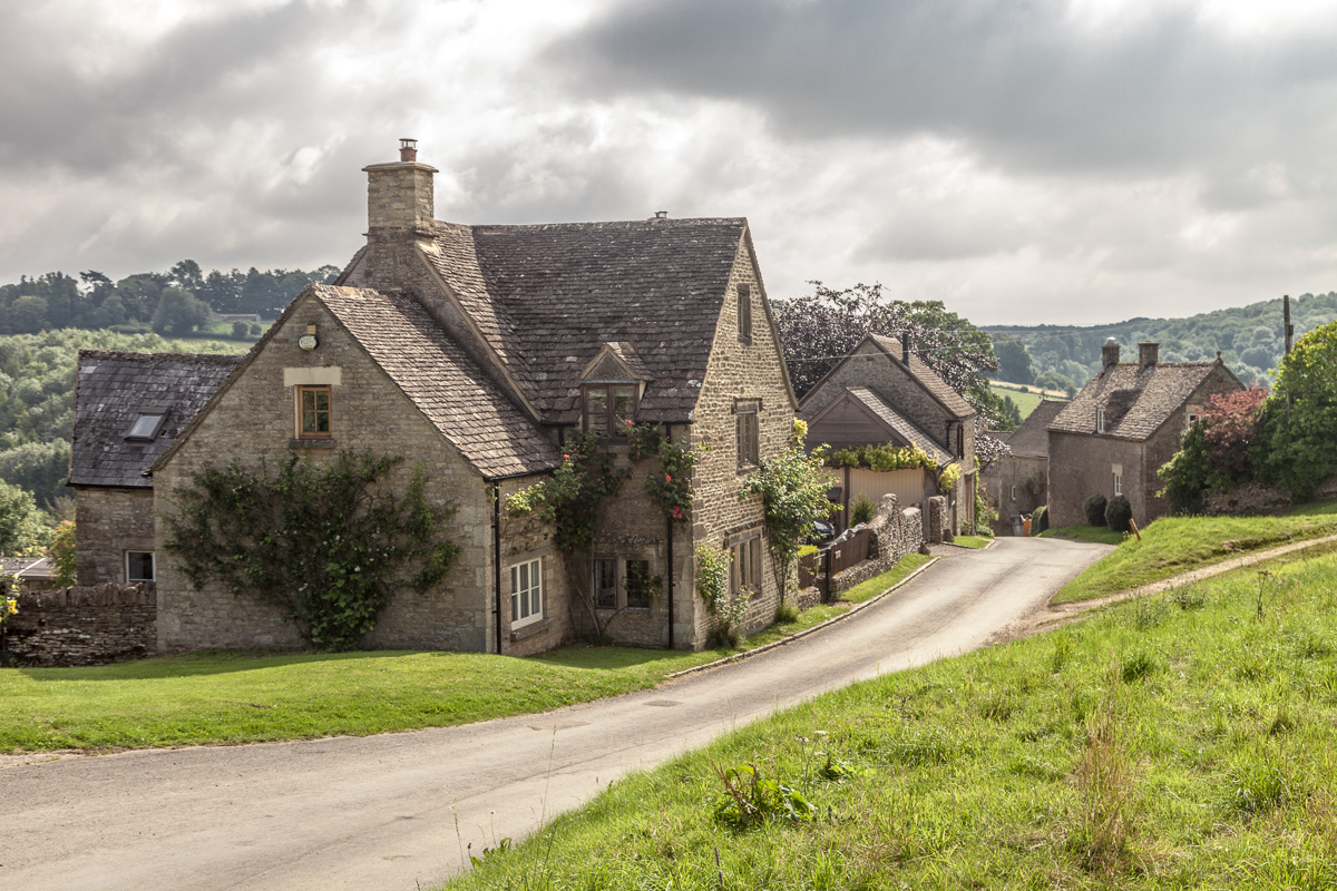 Single-land road through a hamlet ... somewhere. - WCF-6056.jpg