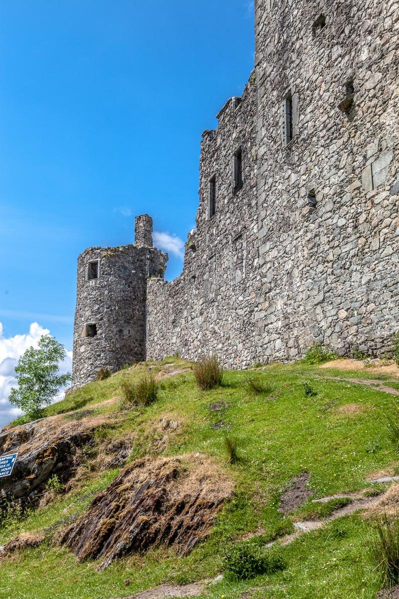 15th century Kilchurn Castle on Loch Awe - WCF-5708.jpg