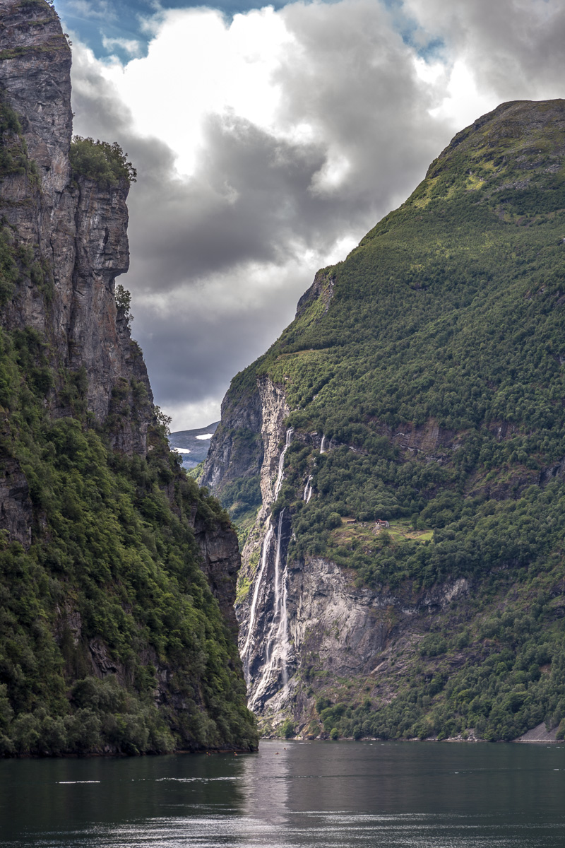 A waterfall on the Geirangerfjord - WCF-1202.jpg