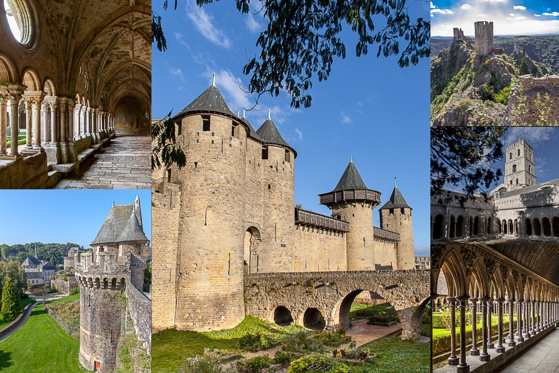 Cloisters and Castles (Medium)