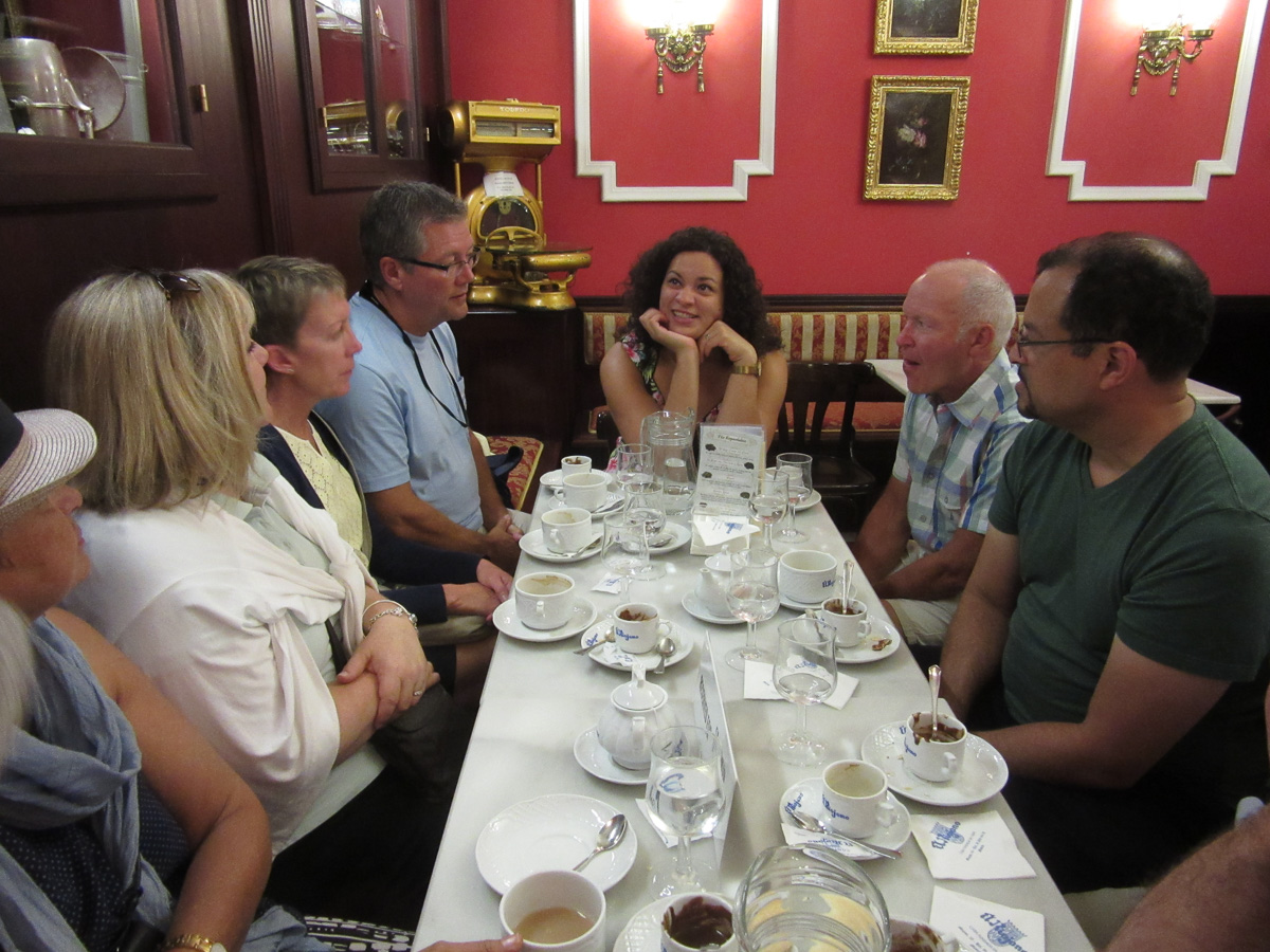 On the Ultimate Spanish Cuisine Tour