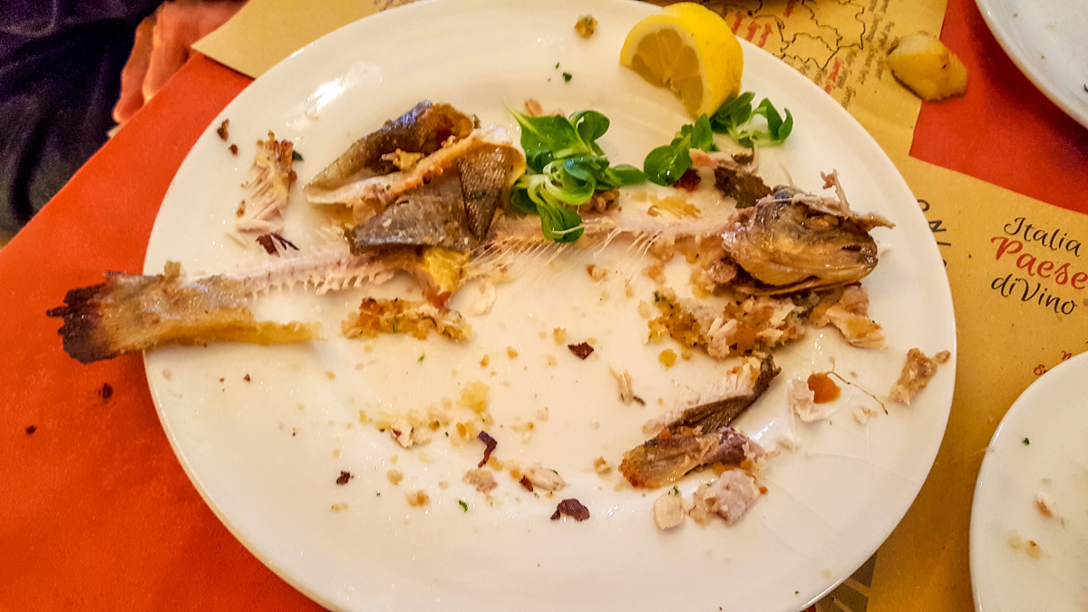 Remains of the dinner ... Delicious! - WCF-192012.jpg