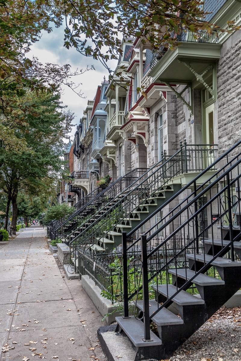 Walking a Montreal neighborhood. - WCF-5080.jpg