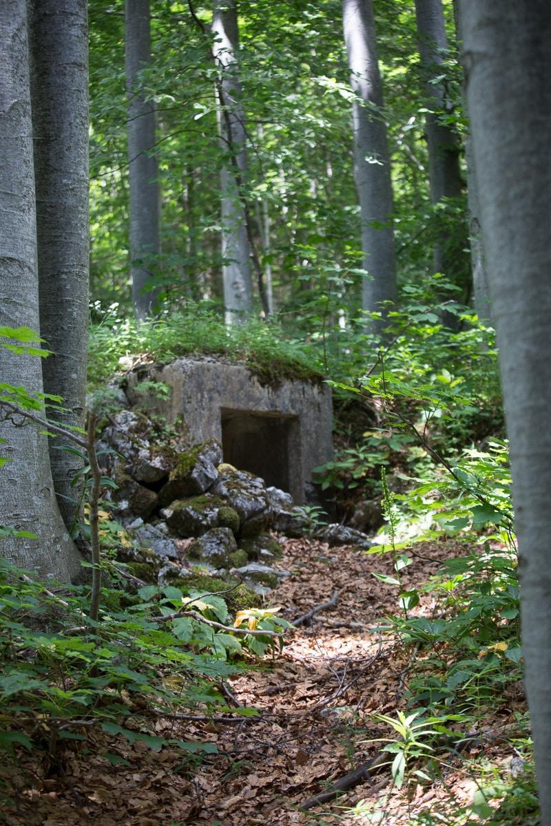 Slovenian bunker from inter-war years. - WCF-0183.jpg