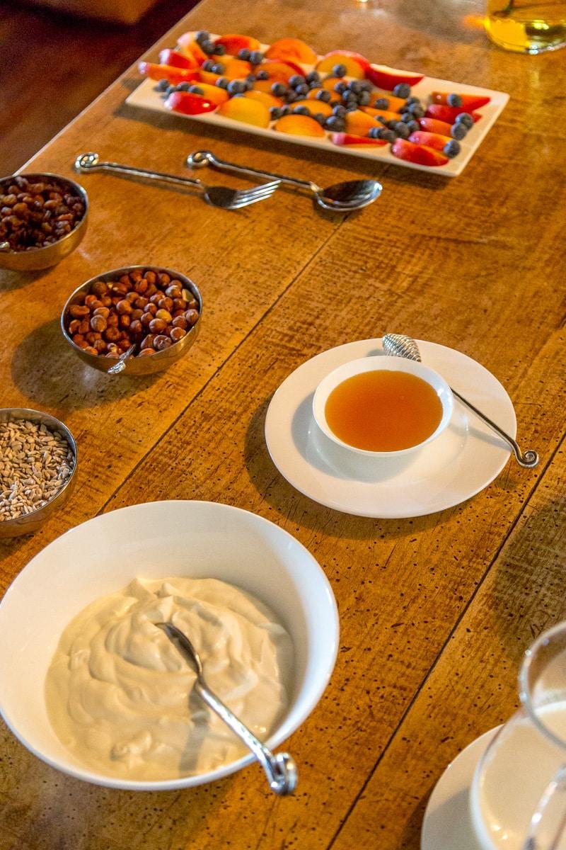 The breakfast beginnings. - WCF-0222.jpg