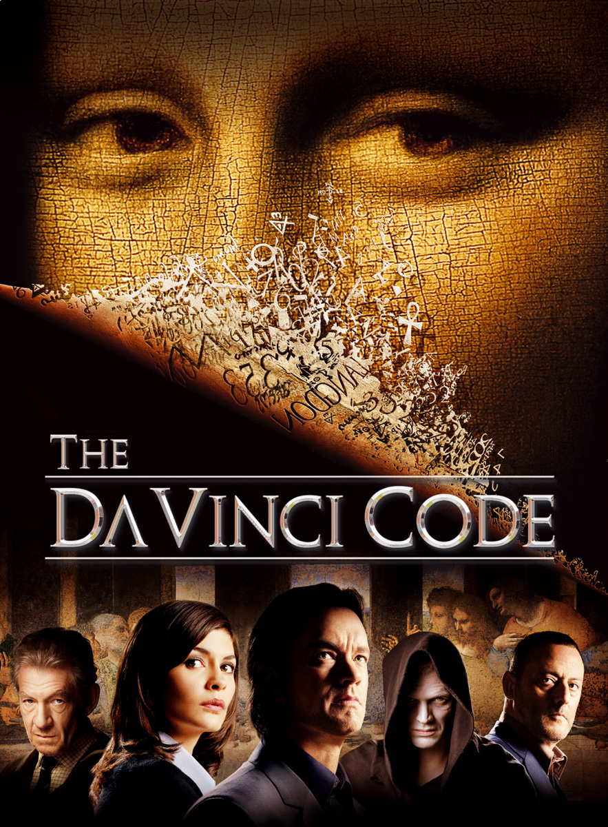 Da Vinci Code movie poster - WCF-.jpg