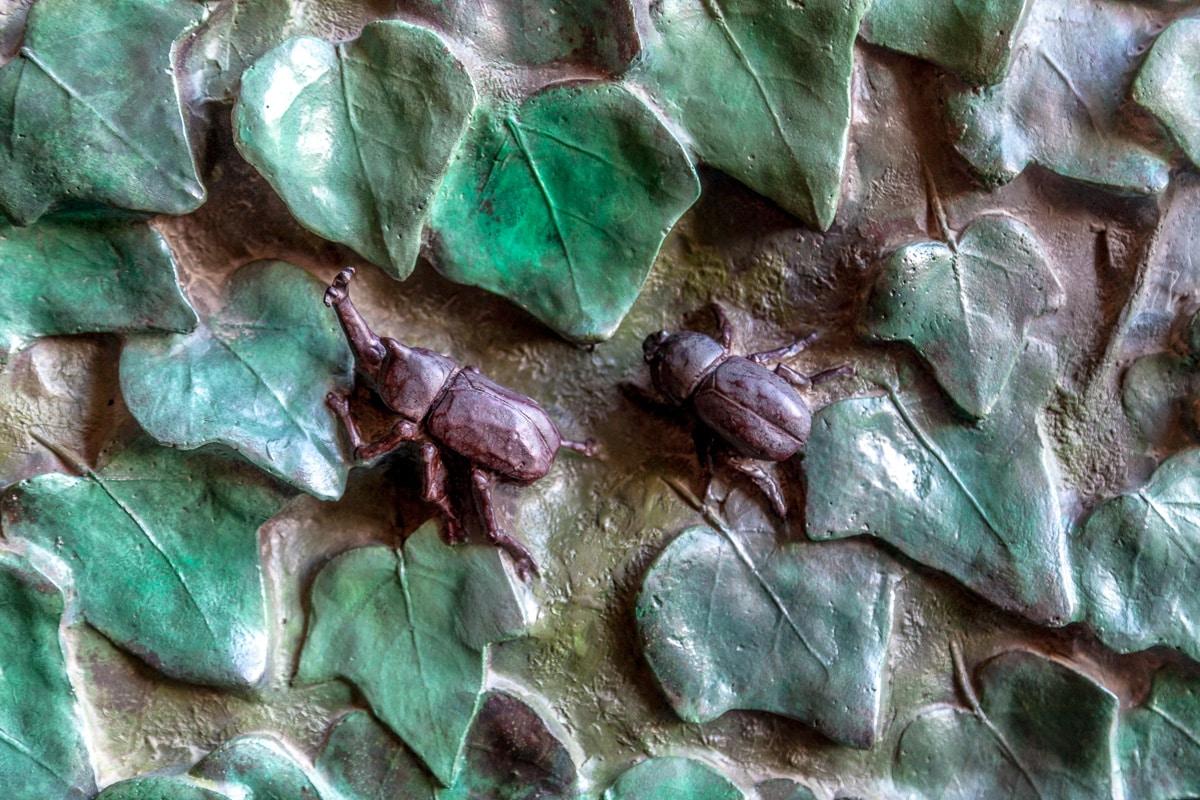 Door detail - Sagrada Família - 2288
