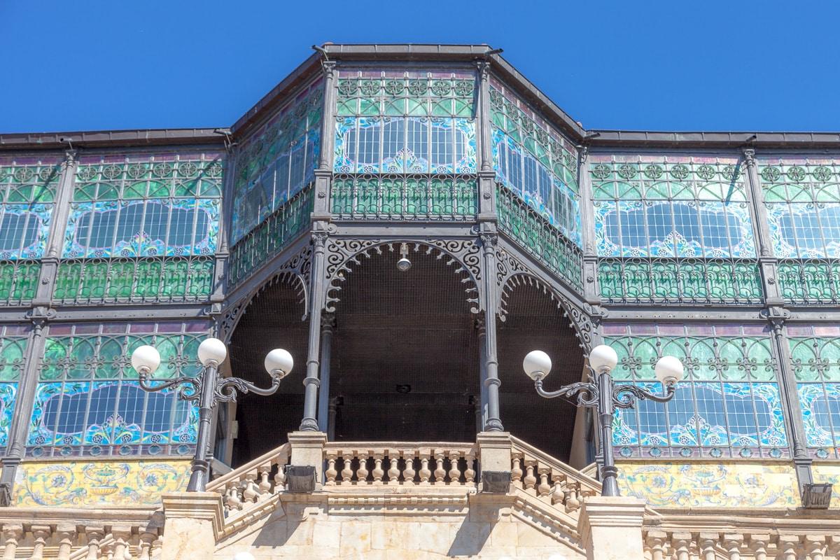 Exterior of Casa Lis, Art Nouveau and Art Deco Museum