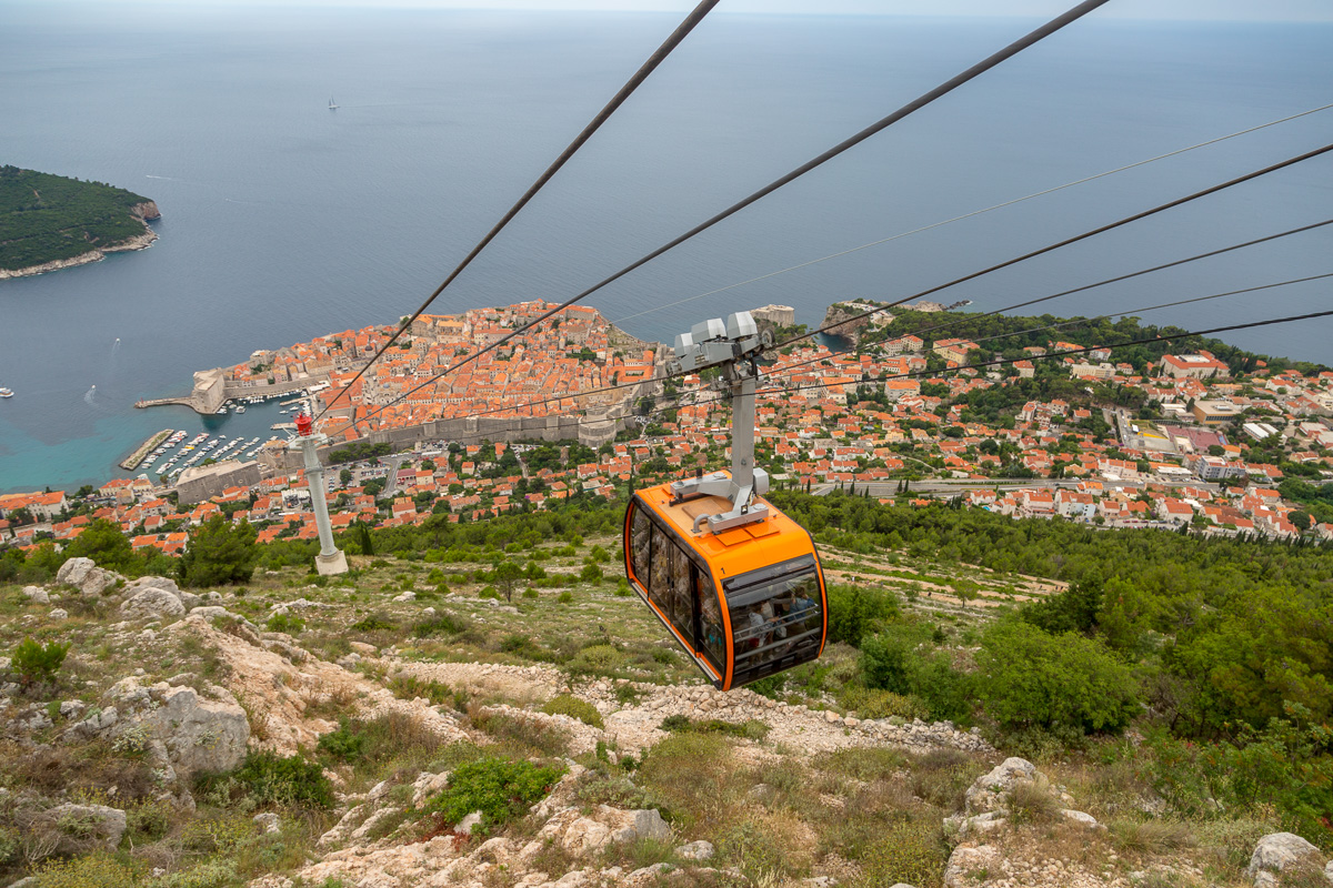 Dubrovnik Cable Car above Dubrovnik. - WCF-2893.jpg