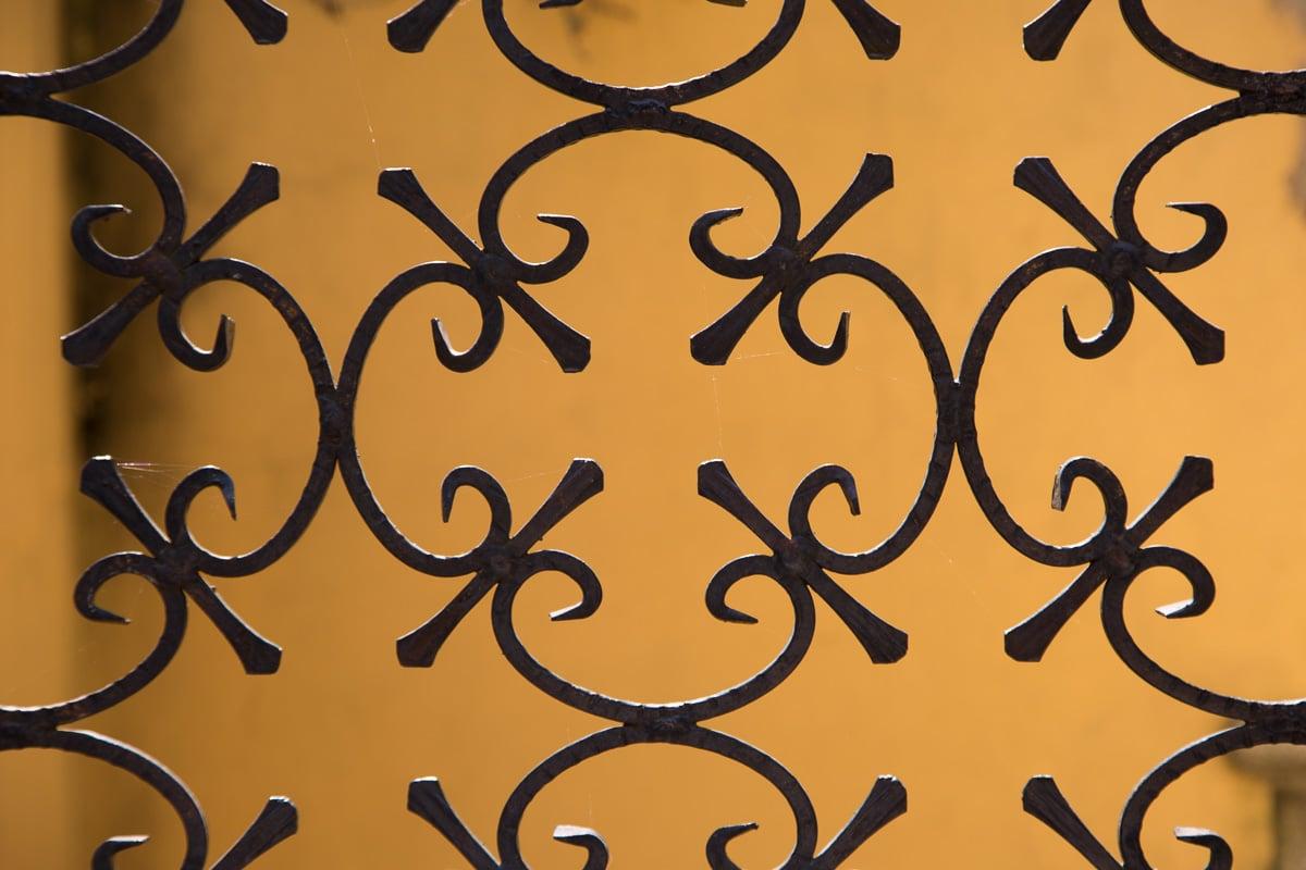 Ironwork gate in Murano. - WCF-4365.jpg