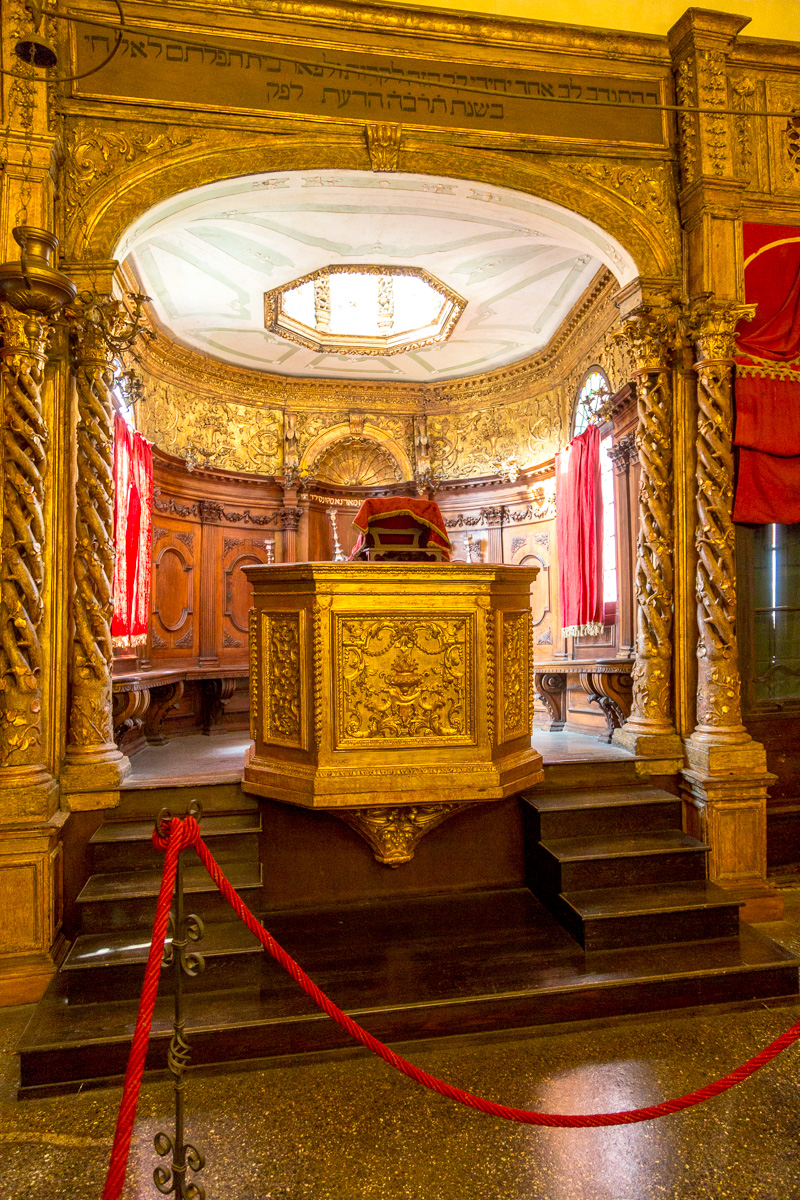 The Canton Synagogue (1532) in the Venetian Jewish ghetto. - WCF-4422.jpg