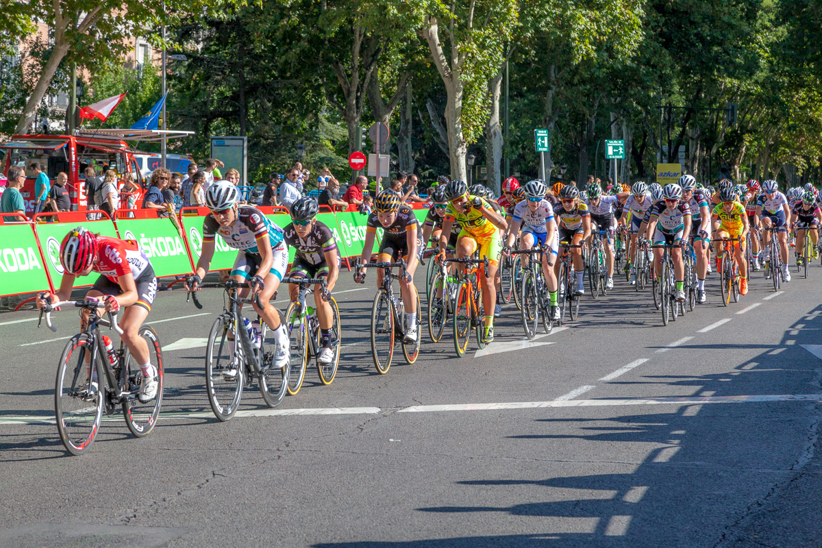 Women's Madrid Challenge