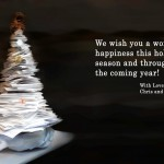 Our Thanks and Warmest Wishes ...