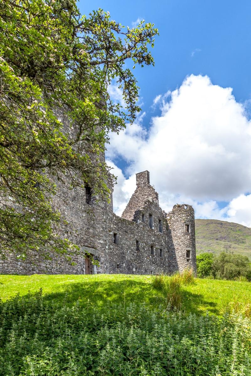 Highlands, Lochs, and Castles