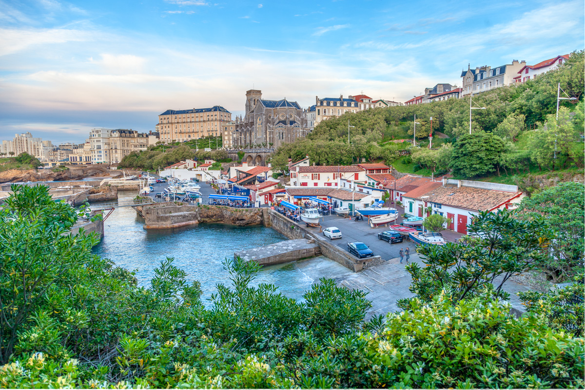 Beaches, Basques, and Biarritz