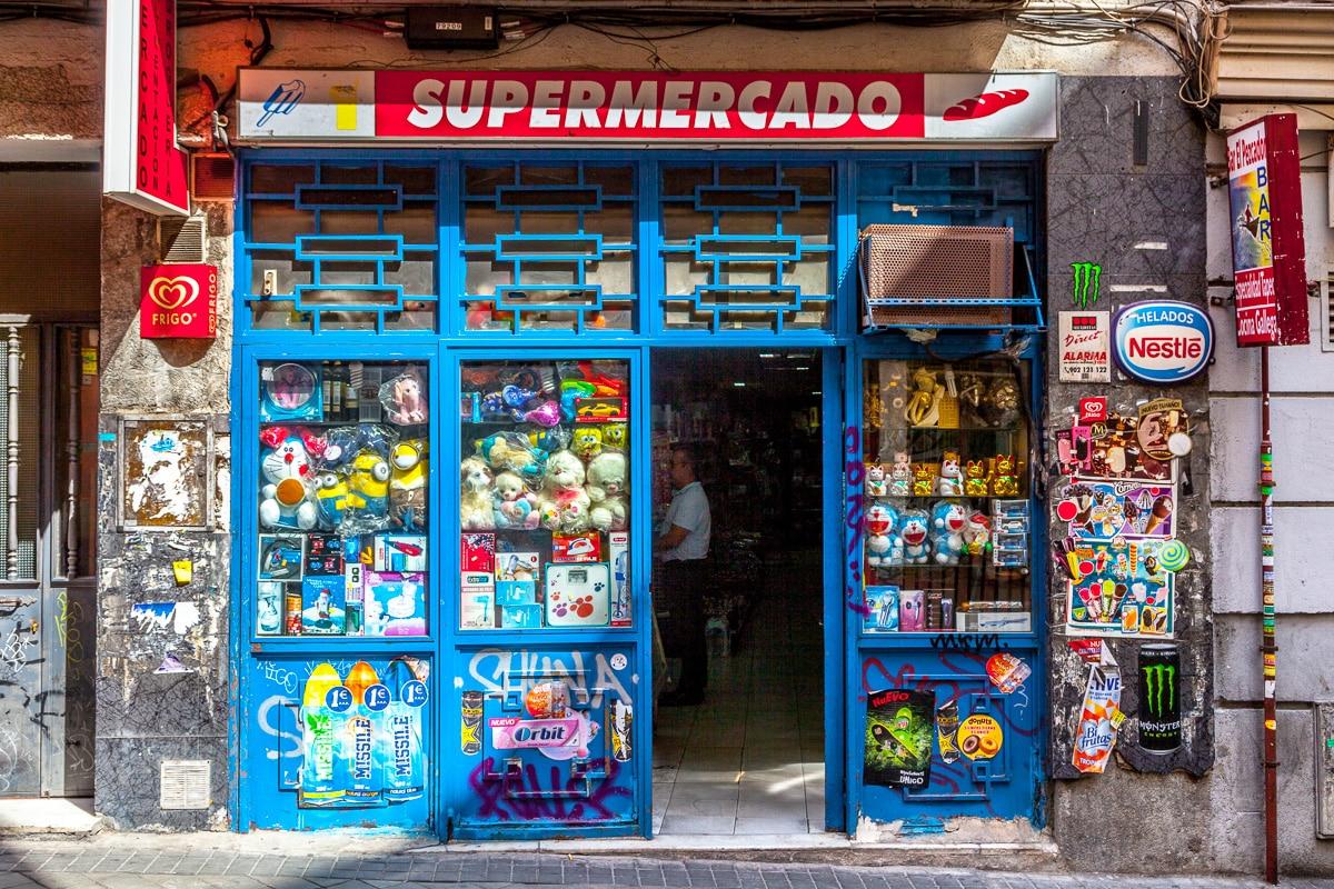 Meandros en Madrid – 2