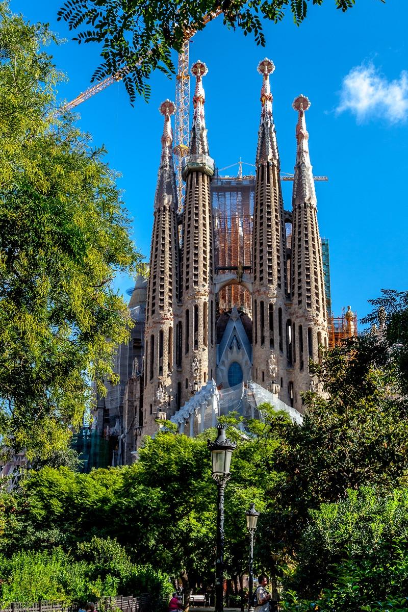 Gaudí's Masterpiece – <em>the Sagrada Familia</em>