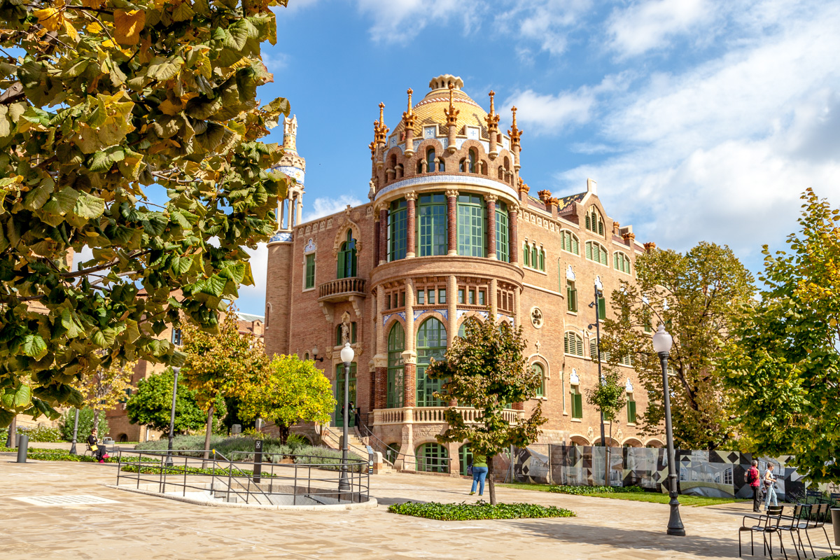 Barcelona – an Architectural Feast